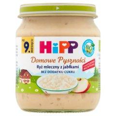 Danie Hipp ryż mleczny z jabłkami