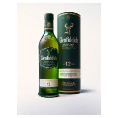 Whisky glenfiddich 12l