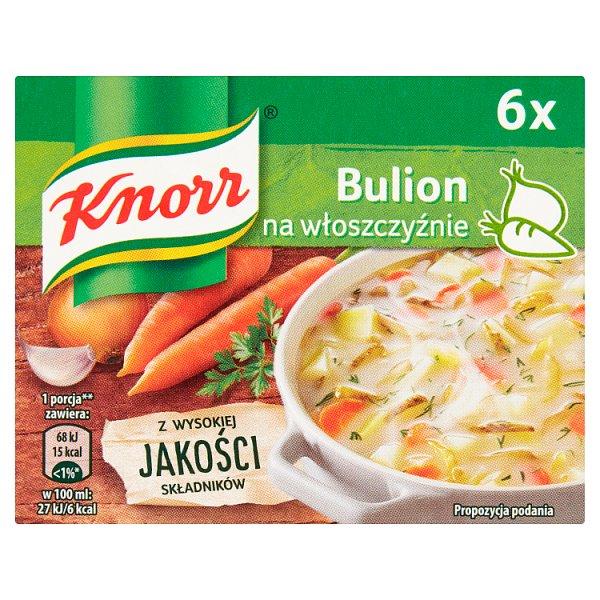 Bulion Knorr warzywny 3l