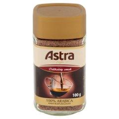 Kawa Astra Delikatny Smak rozpuszczalna