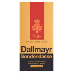 Kawa Dallmayr Sonderklasse mielona