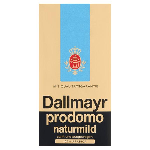 Dallmayr Prodomo Naturmild Kawa mielona 250 g