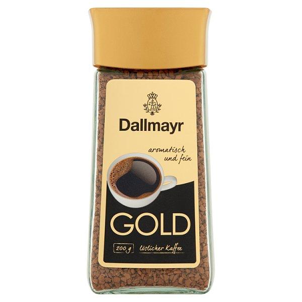 Dallmayr Gold Kawa rozpuszczalna 200 g