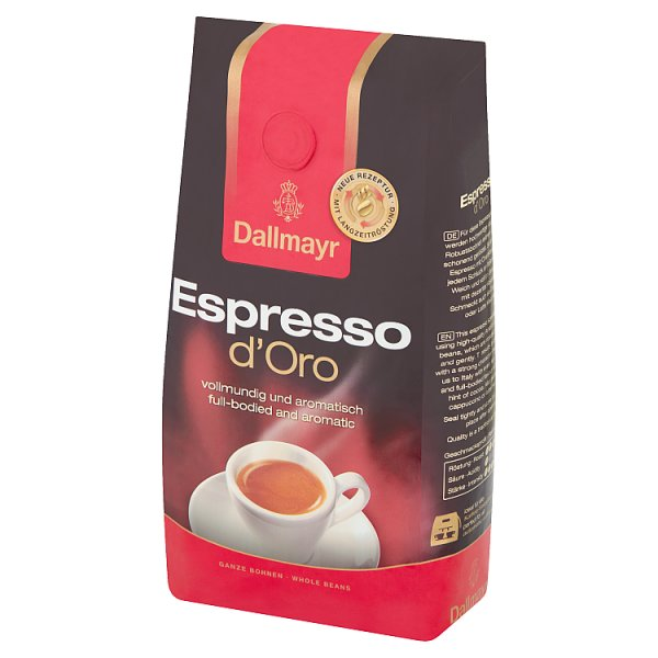 Kawa Dallmayr Espresso d'Oro ziarnista
