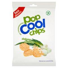 Sneksy Popcornowe Popcool Sonko zielona cebulka
