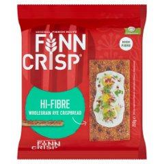 Chleb Finn Crisp chrupki z otrębami