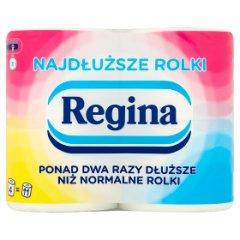 Papier toaletowy Regina najdłuższe rolki /4 rolki