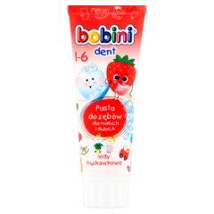 Pasta do zębów Bobini powyżej 1 roku