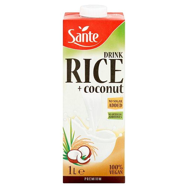 Sante Napój ryżowo-kokosowy 1 l