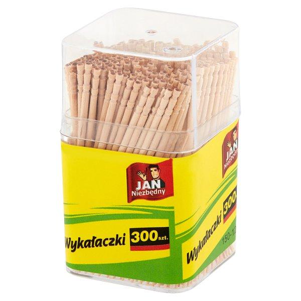 Jan Niezbędny Wykałaczki 300 sztuk