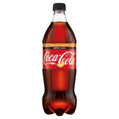 Coca cola peach zero