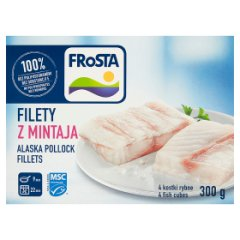 Filet z mintaja Frosta