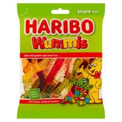 Żelki Haribo dżdżownice