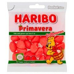 Żelki Haribo truskawki