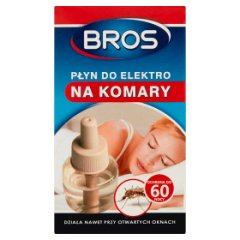 Bros płyn do elektrofumigatora na komary