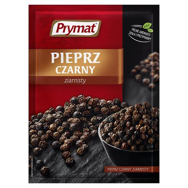 Prymat Pieprz czarny ziarnisty 20 g