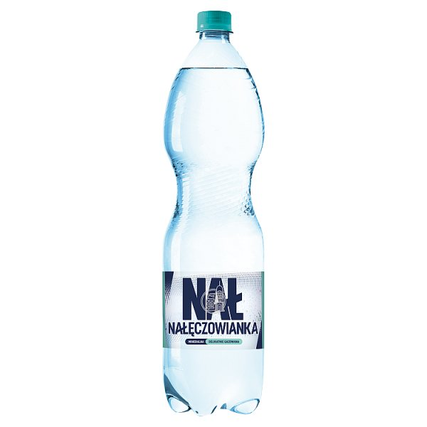 Woda Nałęczowianka delikatnie gazowana 1,5l
