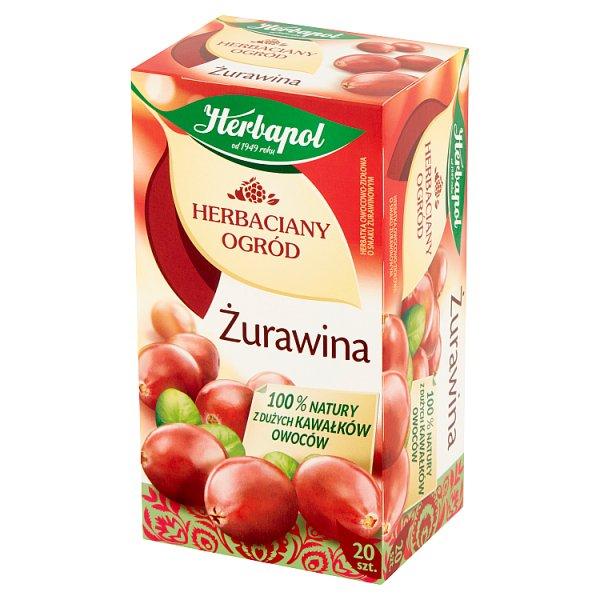 Herbata Herbaciany Ogród Żurawina