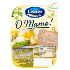 Sałatka jajeczna z chrzanem O Mamo!