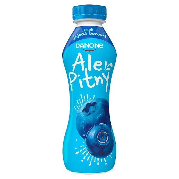 Ale pitny jagoda borówka butelka