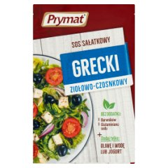 Sos Prymat sałatkowy grecki