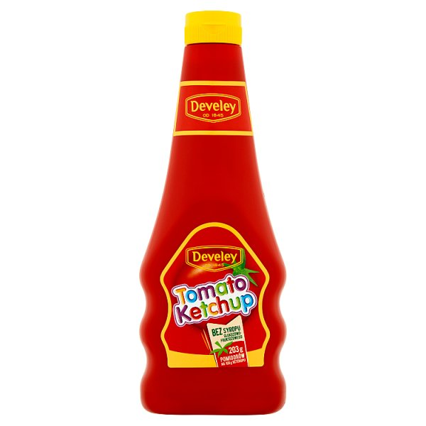 Ketchup Develey mc donald's