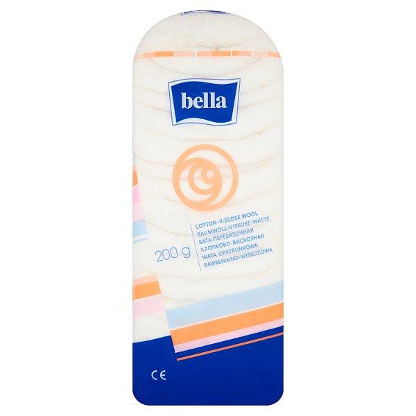 Bella Wata opatrunkowa bawełniano-wiskozowa 200 g