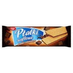 Wadowice Skawa Płatki waflowe o smaku czekoladowym 130 g