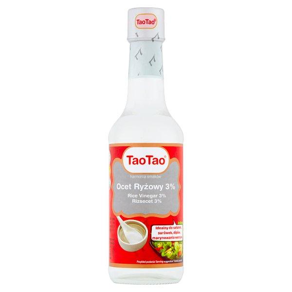 Ocet Tao tao ryżowy biały