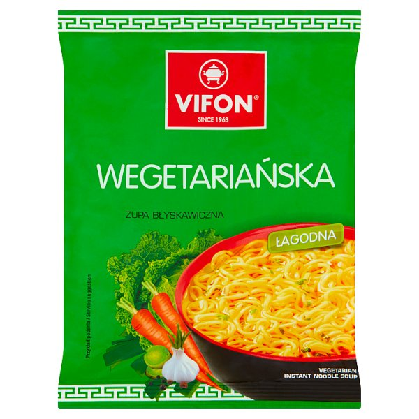 Zupa Vifon wegetariańska