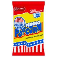 Mikro popcorn maślany maślany