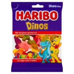 Żelki Haribo Dinozaury