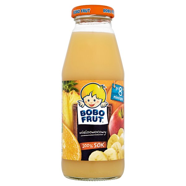 Nektar Bobo Frut  wieloowocowy