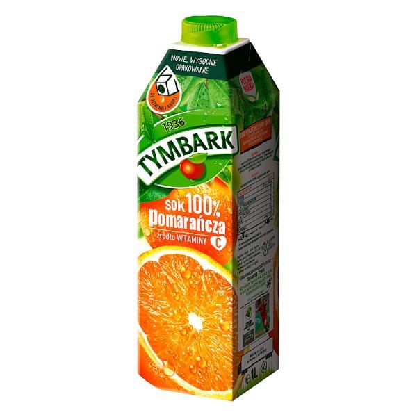 Sok Tymbark pomarańcza classic 100%
