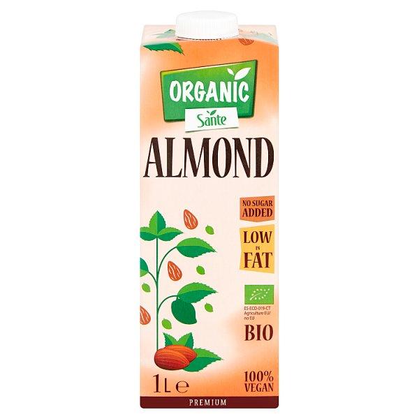 Sante Organic Napój migdałowy 1 l