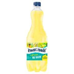 Napój gazowany z sokiem z cytryn Żywiec Zdrój 1l