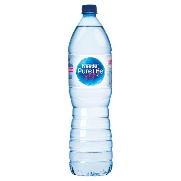 Woda Nestlé Pure Life Aquarel niegazowana/1,5l