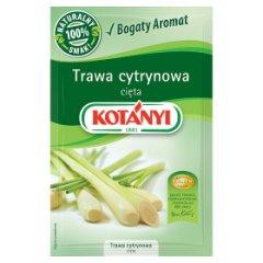 Kotányi Trawa cytrynowa cięta 15 g