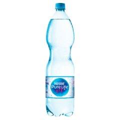 Nestlé Pure Life Woda źródlana lekko gazowana 1,5 l