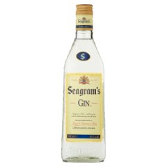 Gin seagrams