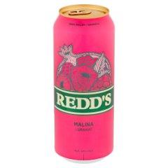 Piwo Redd's red malinowe