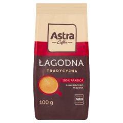 Kawa Astra Łagodna Delikatny Smak drobno mielona