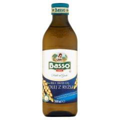 Olej Basso z ryżu