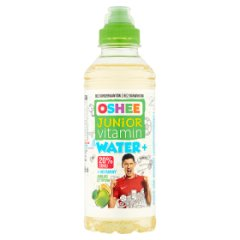 Oshee junior vitamin water jabłko-cytryna