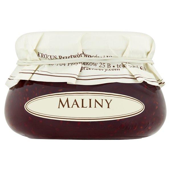 Krokus Konfitura malinowa 320 g