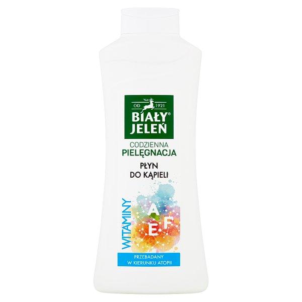 Biały Jeleń Płyn do kąpieli witaminy AEF 750 ml