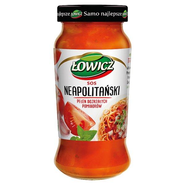 Sos Łowicz Neapolitański