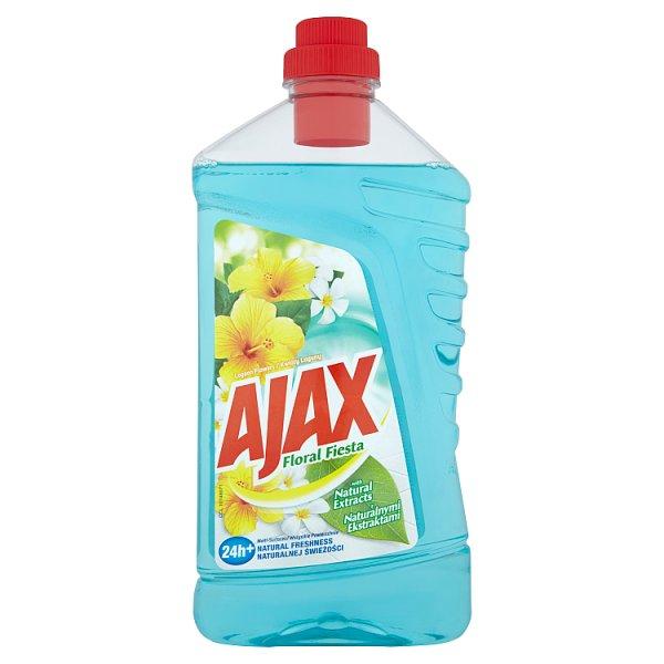 Płyn Ajax kwiaty laguny
