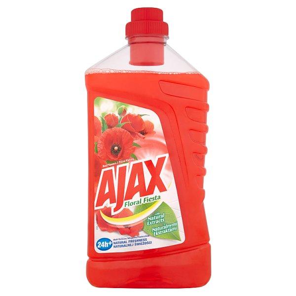 Płyn Ajax dzikie kwiaty