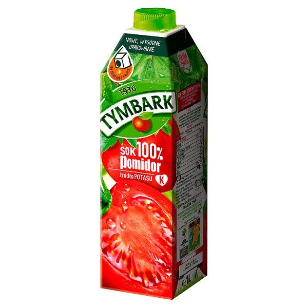 Sok Tymbark pomidorowy 100%